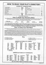 Index and Legend, Winona County 1990 Published By Farm and Home Publishers, LTD